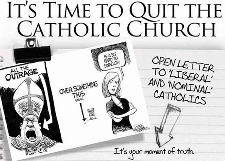 Culture News Ny Times Runs Anti Catholic Ad Not Anti Islam Ad