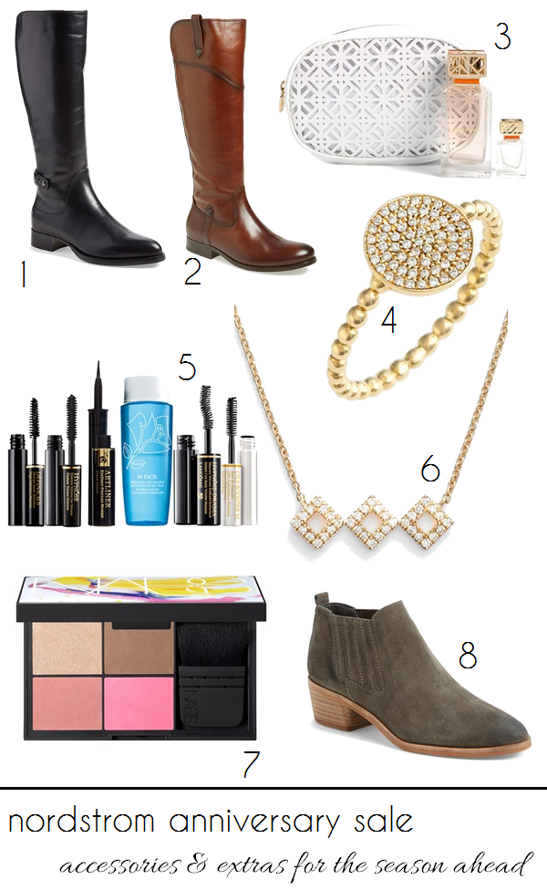 8 Investment-Worthy Extras From Nordstrom's Anniversary Sale: Boots, Bijoux, and Beauty