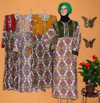 Gamis Dewasa Terbaru Gkm4598 Grosir Baju Muslim Murah