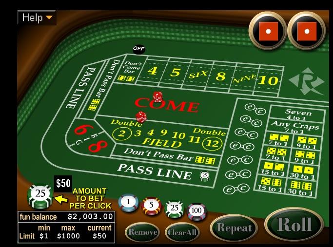 Free craps survivor russian roulette review