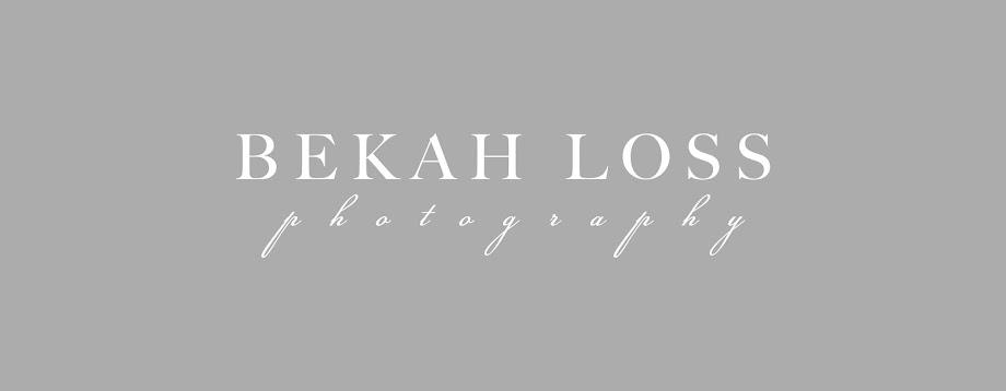 Bekah Loss Photography