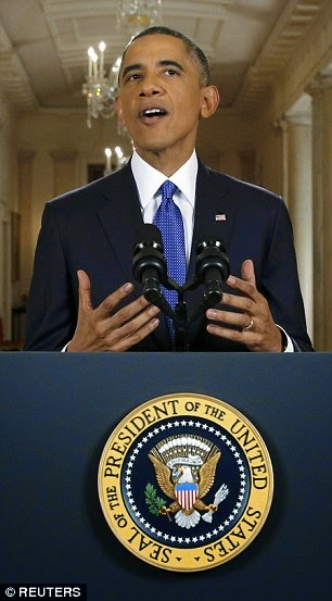 President Obama's Speech On Immigration, Deportation