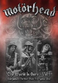 Motörhead: The Wörld Is Öurs Vol. 1 - Lemmy in Manchester - Subtítulos en español