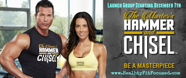 Master's Hammer and Chisel launch group starting Dec 7th.