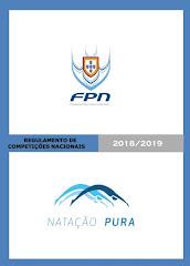 Regulamento FPN Natação Pura 2018/19