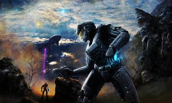 #17 Halo Wallpaper