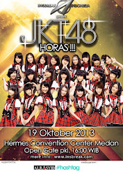 JKT48 Horas At Hermes Place Polonia