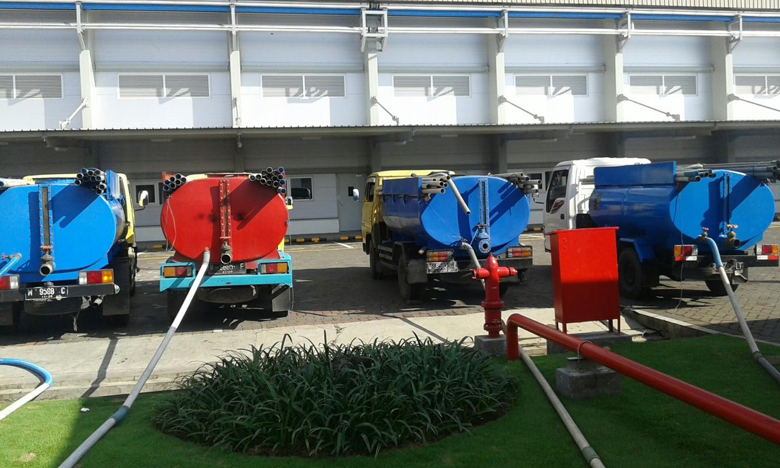 Tempat Pembuangan Limbah Resmi Dki Jakarta