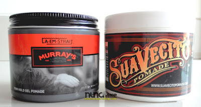 pomade water based suavecito original murrays firm hold