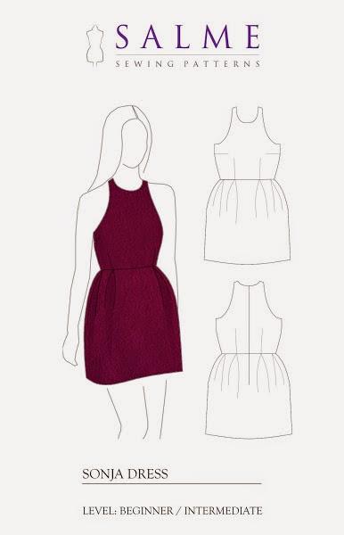 FREE Pattern Friday – The Sonja Dress | Australian Sewing Guild ...