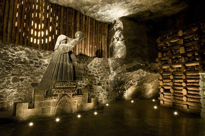 Wieliczka Salt Mine Castle Krakow Poland