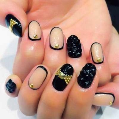 Simple Nails Designs Nail Designs 2014 Tumblr Step By Step For Short