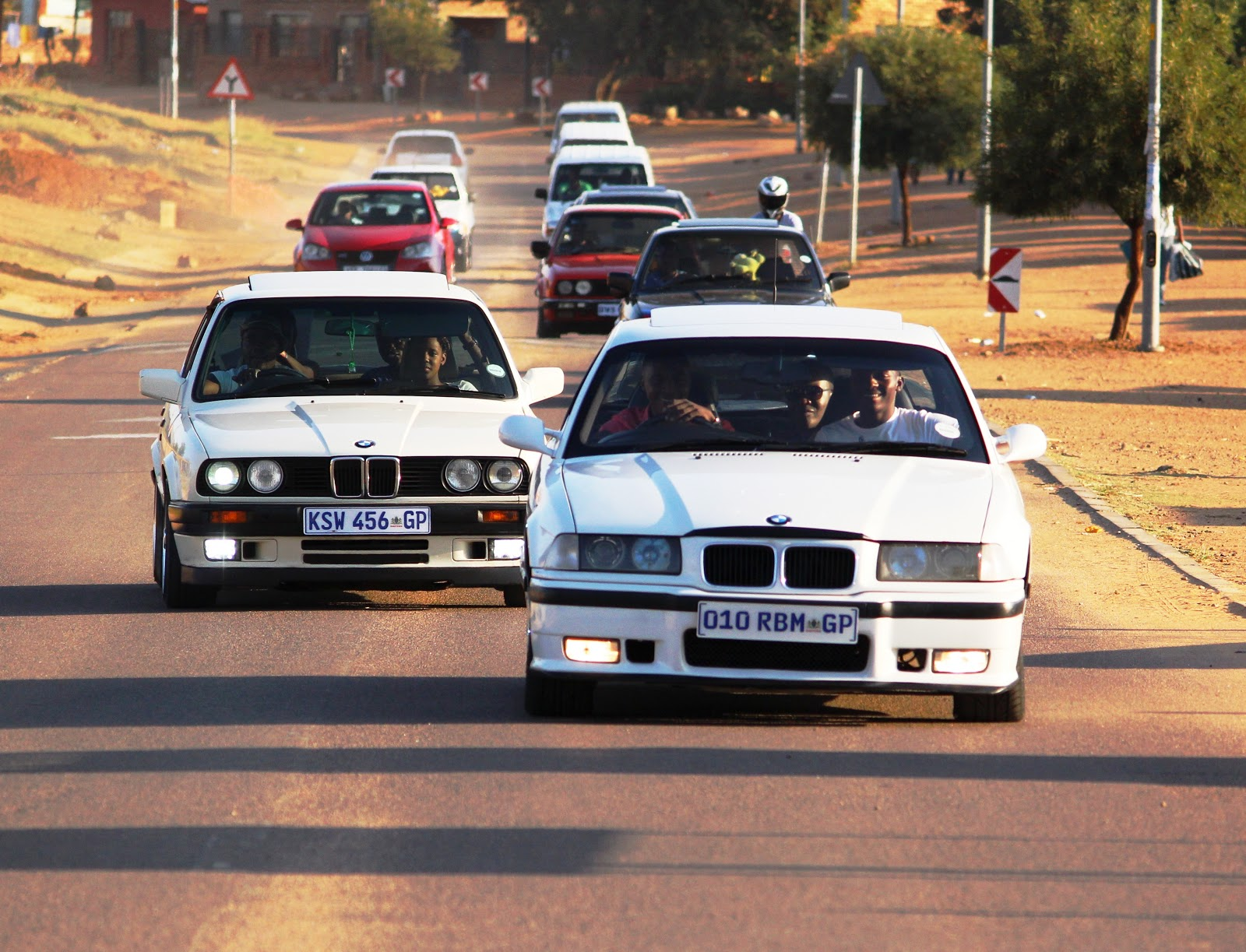 Spin Kingz Descend Upon Township Streets