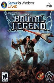 Brutal Legends Free Download Full Version For PC