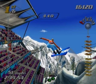 SSX Tricky ISO ROM