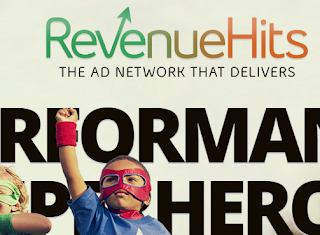 RevenueHits is Best Alternative of Google Adsense
