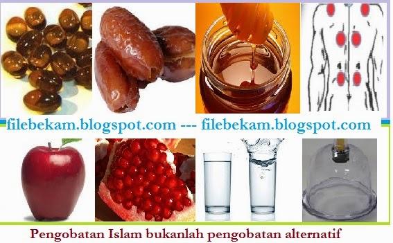 pengobatan islam merupakan pengobatan pertama