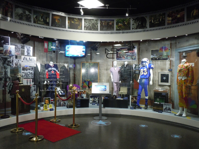 NBC TV costume exhibit Nov 2011