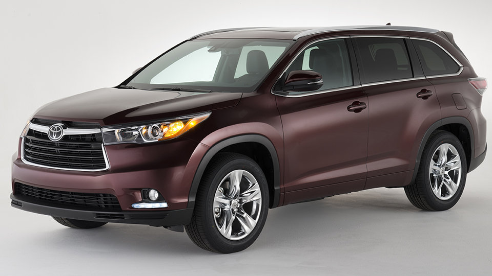 Toyota: Upcoming & Concept Vehicles 2014 Highlander Price