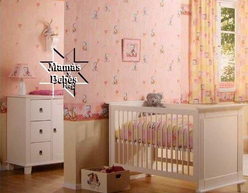 Algunas ideas para decorar el cuarto de tu bebe cuarto de - Decorar habitacion bebe nina ...