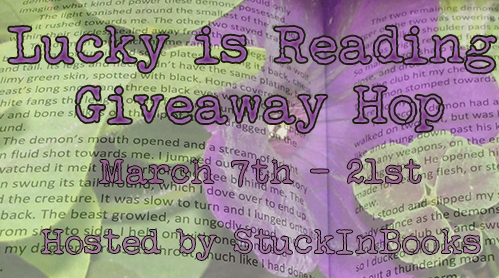 http://www.stuckinbooks.com/2013/12/lucky-is-reading-giveaway-hop-sign-ups.html