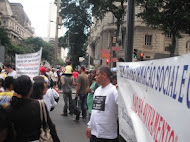 Protesto:Marcha para Jesus- Rio de Janeiro: RJ- Maio/2012