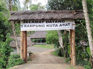 Sejarah Kampung Kuta