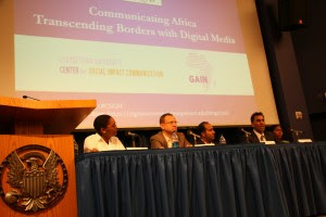 Communicating Africa: Transcending Borders With Digital Media (2009)