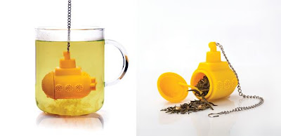 Unusual Tea Infusers and Creative Tea Infuser Designs (15) 5
