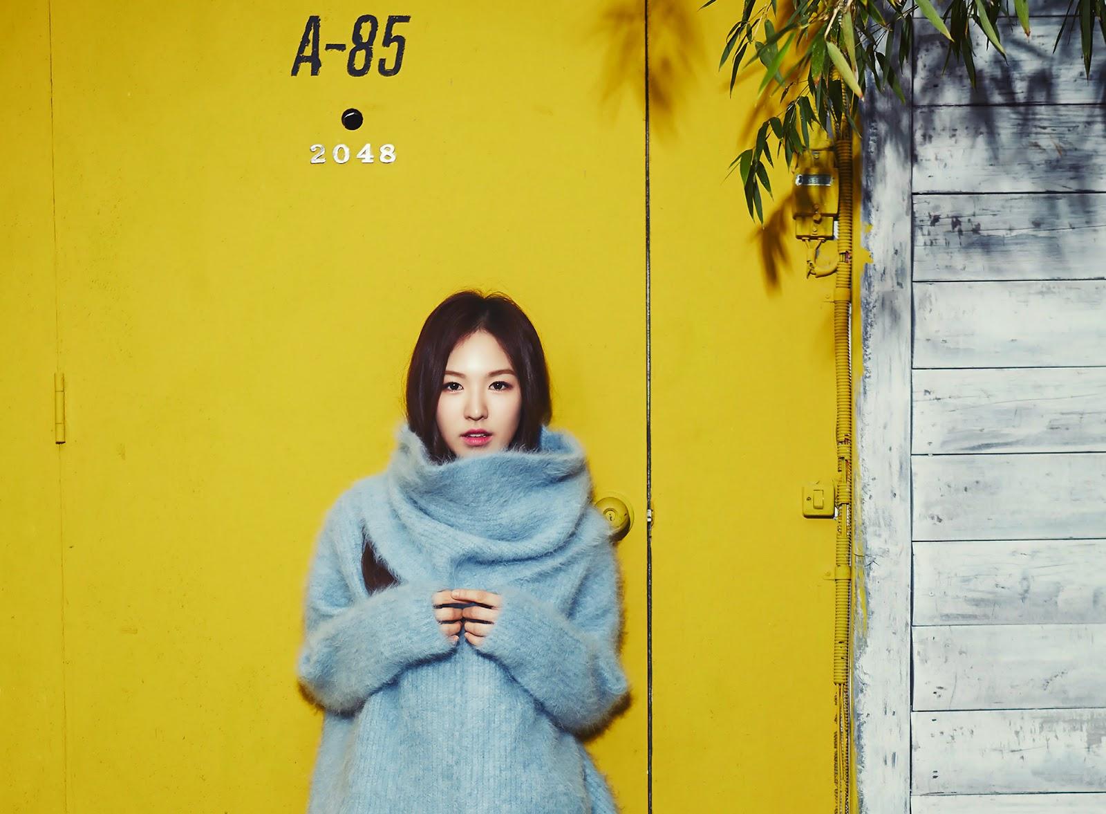 Wendy Red Velvet IZE& December 2014