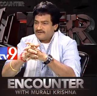 Murali Krishna's Encounter with Congress Leader Gazhal Srinivas
