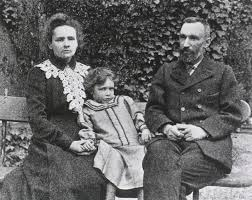 The Family Curie in Paris: Discovering Polonium, Radium and other new radioactive  elements
