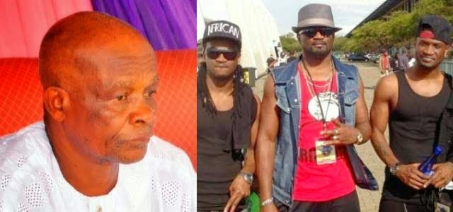 Psquare Loses Dad Lola Omotayo Pays Tribute