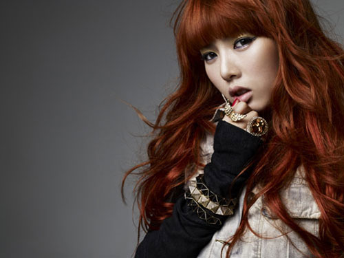 Wallpaper Hyuna 4Minute