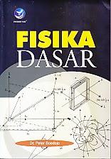 toko buku rahma: buku FISIKA DASAR, pengarang peter soedojo, penerbit andi