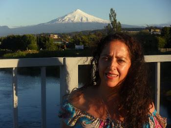 Volcán Villarrica, Chile Enero 2013