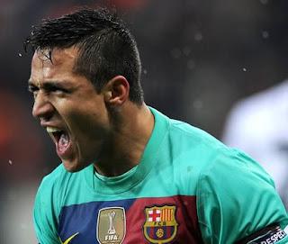 Alexis Sánches, un chileno histórico en Champions