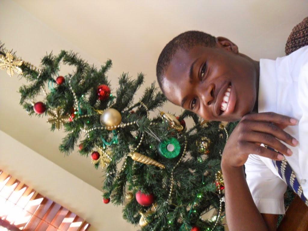 Elder Izekor's Christmas!