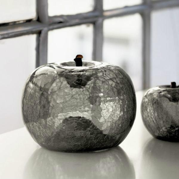 Ceramic Apple Sculptures Spicytec
