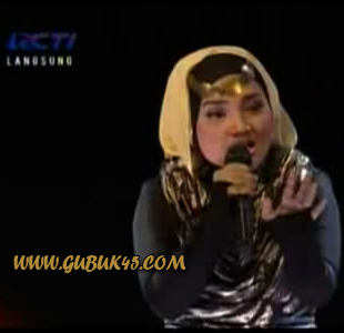 FATIN SHIDQIA - Jalan Cinta (Sherina) - X FACTOR INDONESIA 19 APRIL 2013