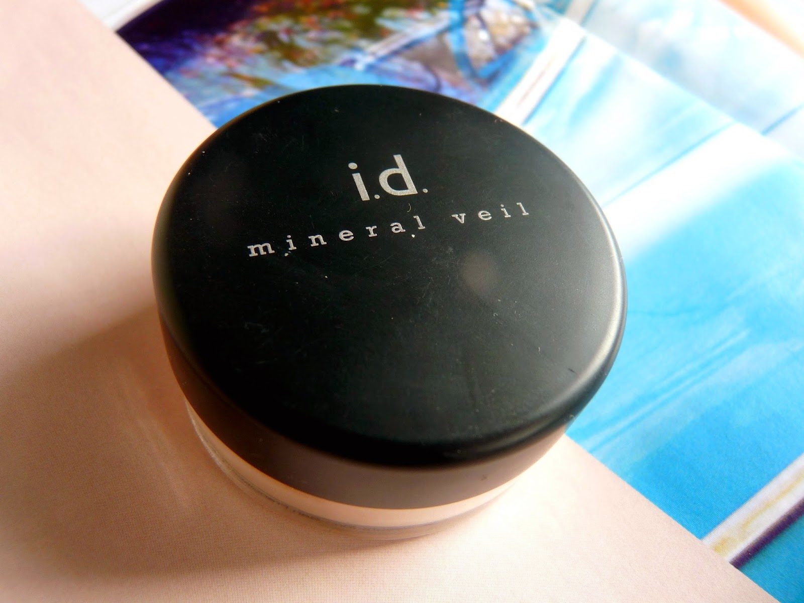 bare minerals mineral veil review setting powder youwishyou