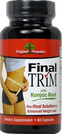 Final trim weight loss supplement
