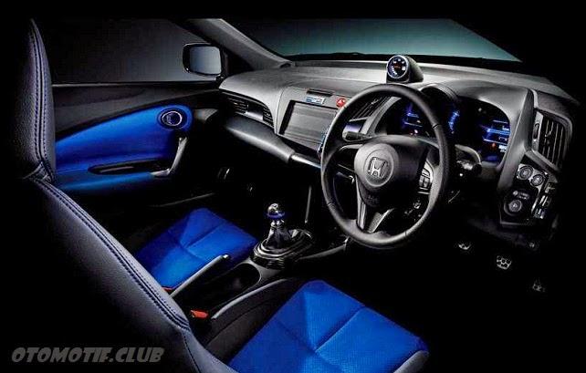 Honda CR-Z Mugen RZ interior dashboard