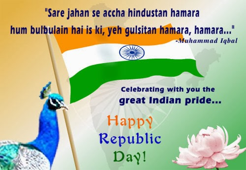 happy republic day 2014 greetings photos