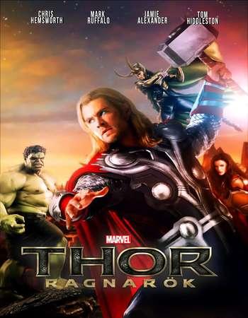 Thor: Ragnarok 2017 Hindi Dubbed 650MB HDCAM x264