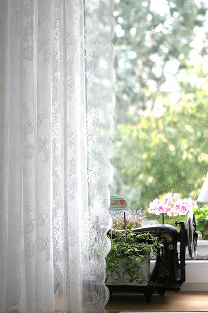 My Little White Home Tekstylia Z Ikea