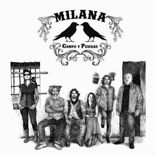 Milana Campo y Piedras disco