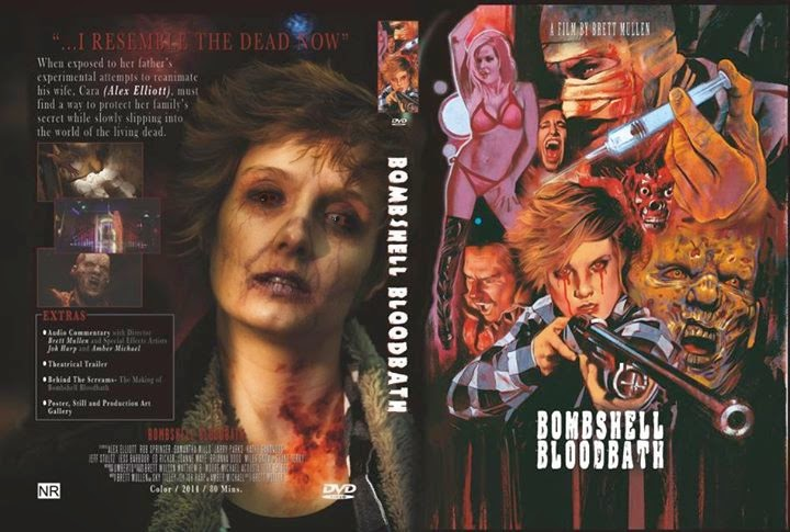 Bombshell Bloodbath (dvd cover)