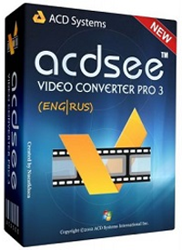 Download ACDSee Video Converter Pro 3 v3.5.41 Full Version