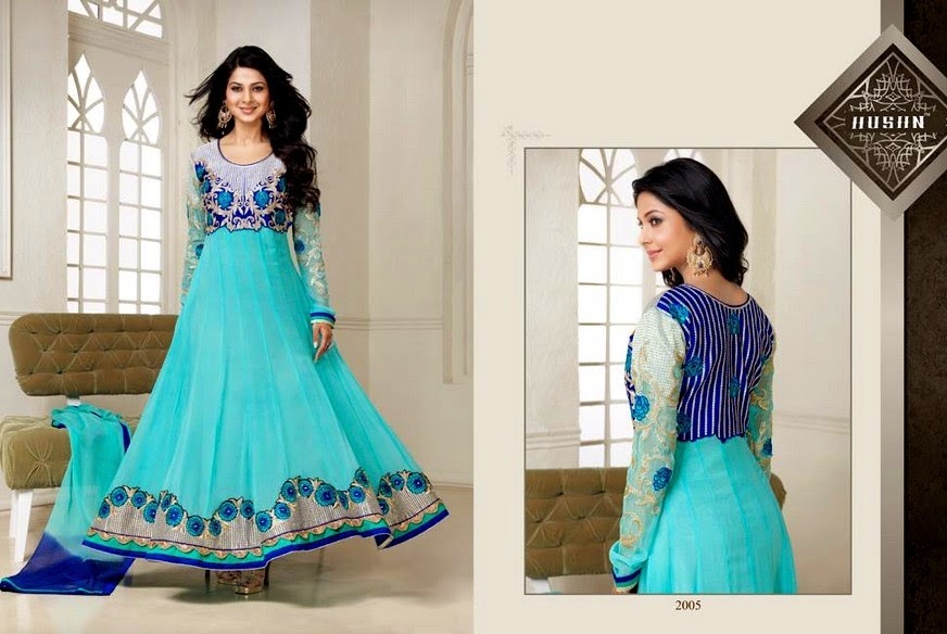 Indian Anarkali Long Frocks for Wedding